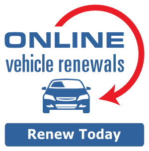 August Vehicle Registration Renewals Last Names Beginning With The